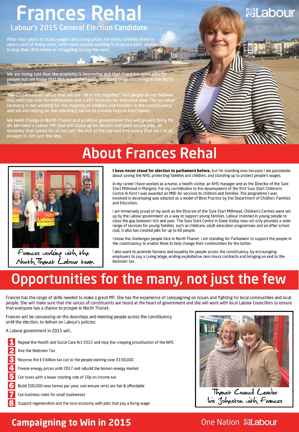 Frances Rehal 1